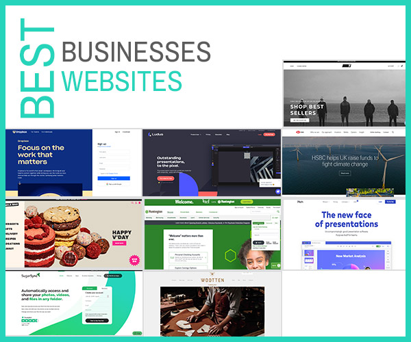 10 best businesses web design
